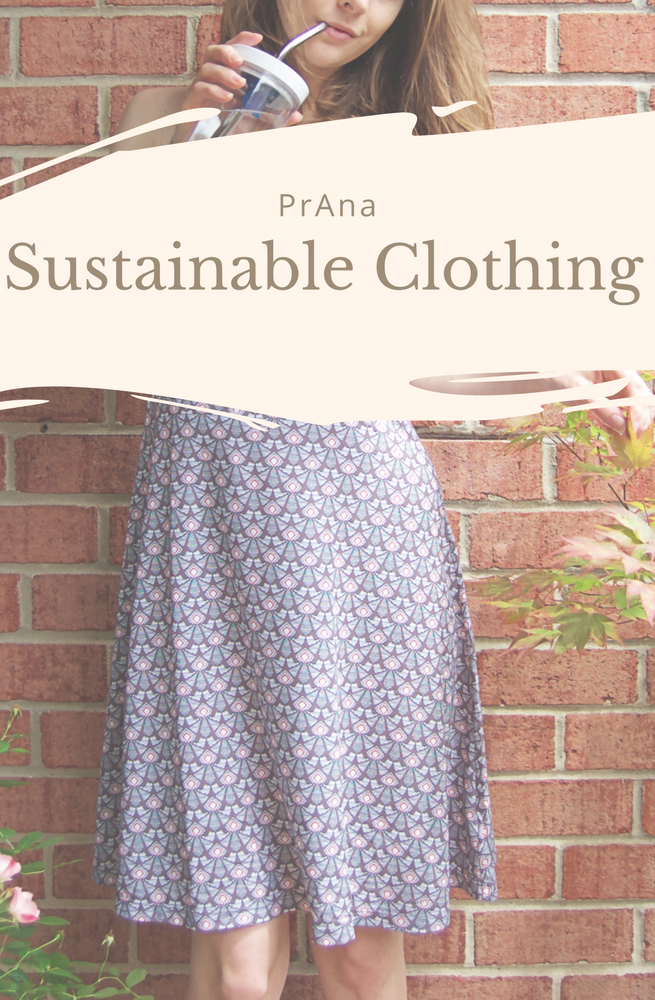 Sustainable clothing by PrAna