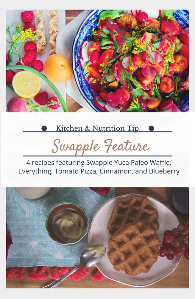 Swapple Roundup recipes
